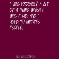Mimic quote #2