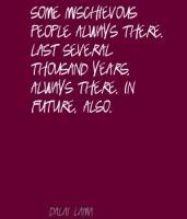 Mischievous quote #2