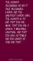 Miserable Creature quote #2