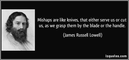 Mishaps quote #2