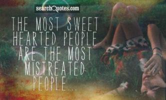 Mistreated quote #2