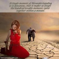 Misunderstandings quote #2