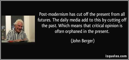 Modernism quote #2