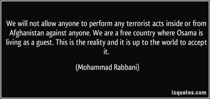 Mohammad Rabbani's quote #1