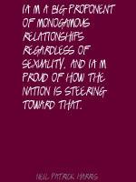Monogamous Relationship quote #2