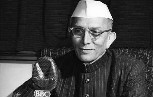 Morarji Desai profile photo