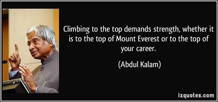 Mount Everest quote #2