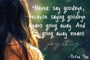 Moving Away quote #2