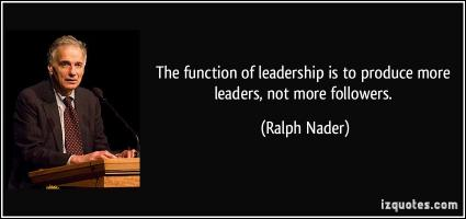 Nader quote