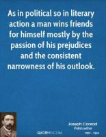 Narrowness quote #2