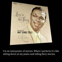 Nat King Cole quote #2