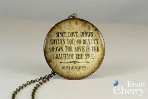 Necklace quote #2