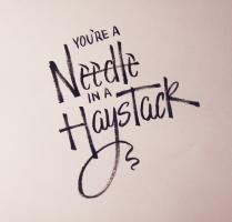 Needle quote #1