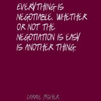 Negotiation quote #2