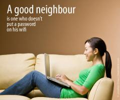 Neighbour quote #1