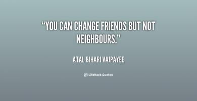 Neighbours quote #2