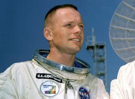 Neil Armstrong profile photo