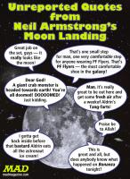 Neil Armstrong's quote