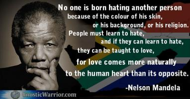 Nelson Mandela quote #2