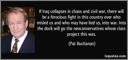 Neoconservatives quote #1