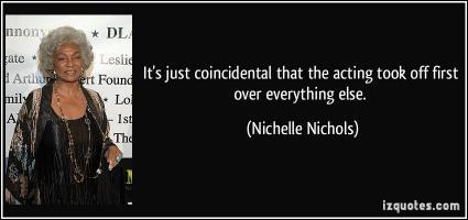 Nichelle Nichols's quote #3