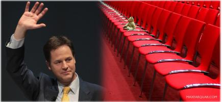 Nick Clegg's quote