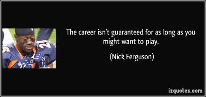 Nick Ferguson's quote #2