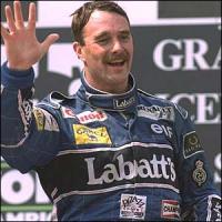 Nigel Mansell profile photo