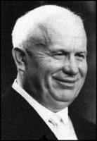 Nikita Khrushchev profile photo