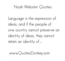 Noah Webster's quote #3