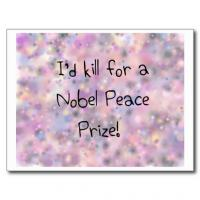 Nobel Peace Prize quote