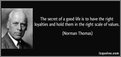 Norman Thomas's quote #3