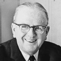 Norman Vincent Peale profile photo