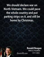 North Vietnam quote #2