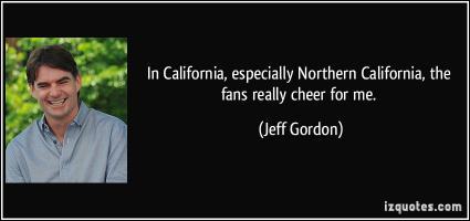 Northern California quote #2