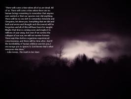 Oblivion quote #2
