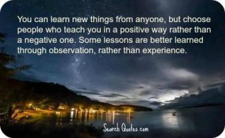 Observing quote #3