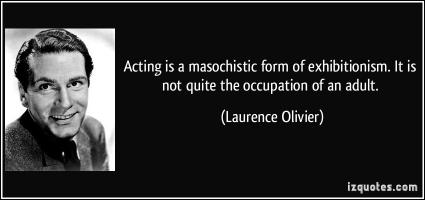 Occupation quote