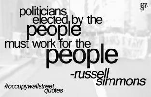 Occupy Wall Street quote #2