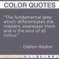Odilon Redon's quote #1