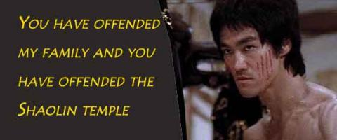 Offended quote #4
