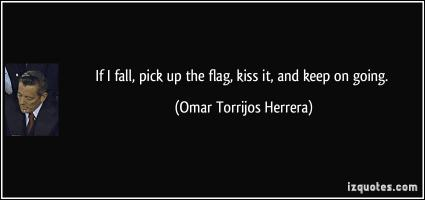 Omar Torrijos Herrera's quote