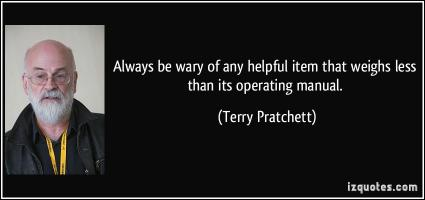 Operating quote #1