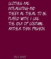 Orla Brady's quote #4