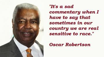 Oscar Robertson's quote