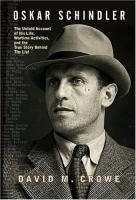 Oskar Schindler's quote
