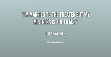 Oskar Werner's quote #5