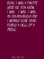 Overachiever quote #2