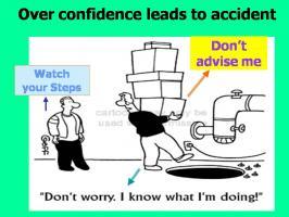 Overconfident quote #2