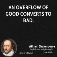 Overflow quote #1